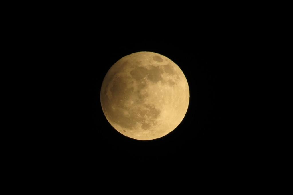 Zatmění Měsíce - čas 21.26
