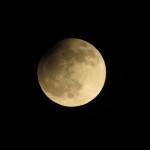 Zatmění Měsíce - čas 22.02