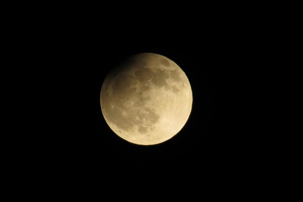 Zatmění Měsíce - čas 22.05