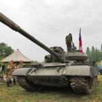 Tank T-55 AM2