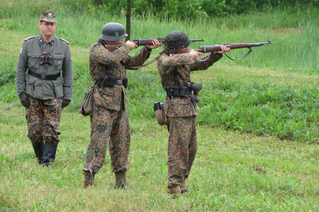 Výcvik střelby II.