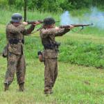 Výcvik střelby III.