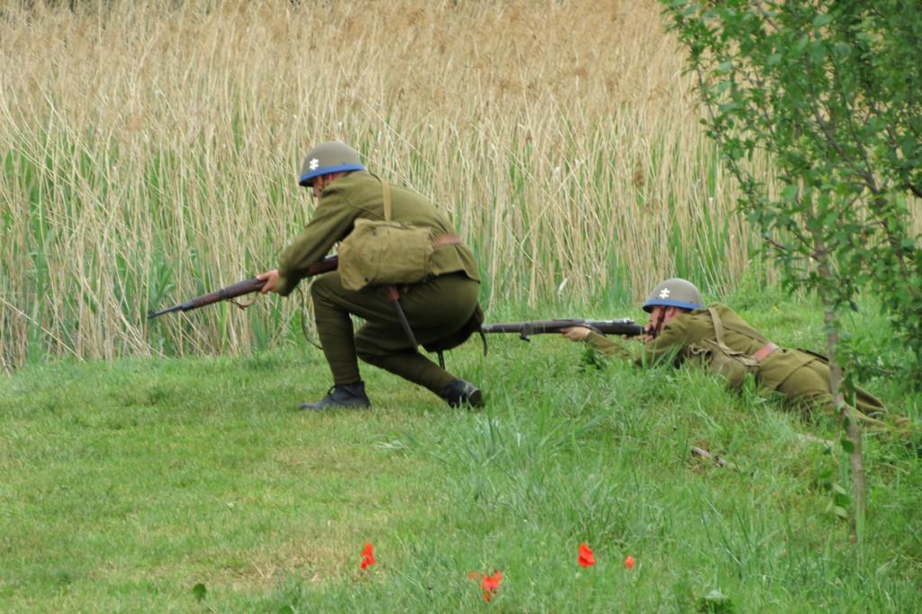 Vojáci Slovenského štátu