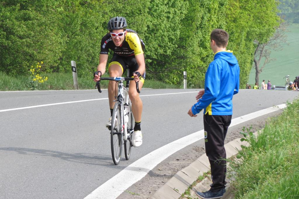 Michal Kasperek - TC Chorobry Glogow