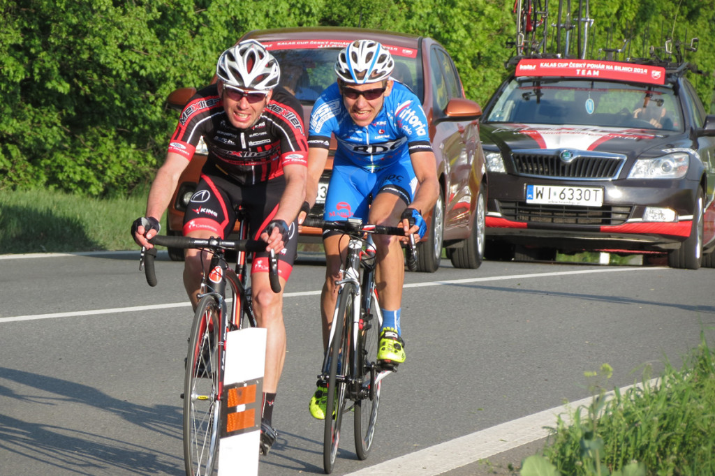 Kamil Zielinski a Adam Srachowiak