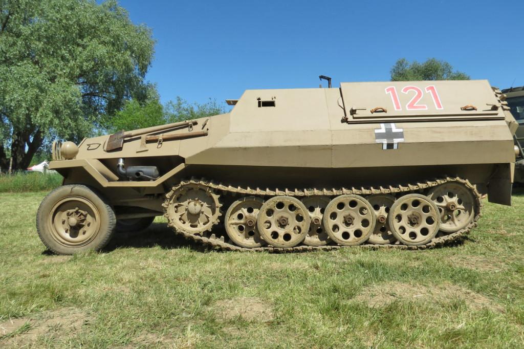 Schützenpanzerwagen Sd.Kfz. 251
