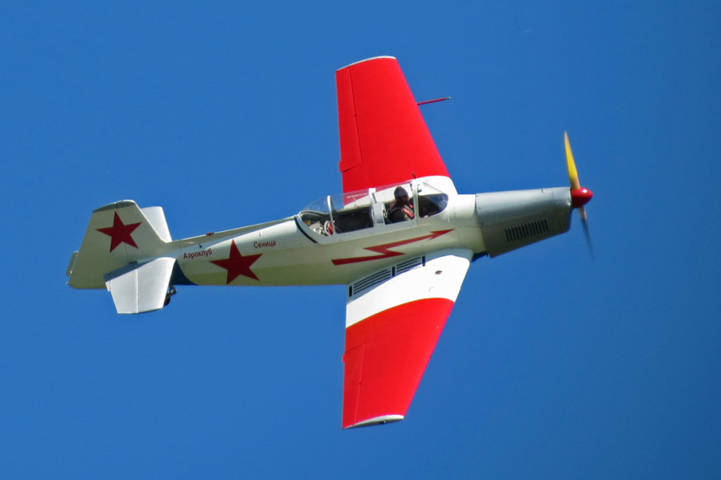 Letadlo Rudé armády