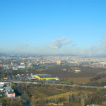 Brno od jihu