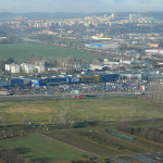 Avion Shopping park Brno