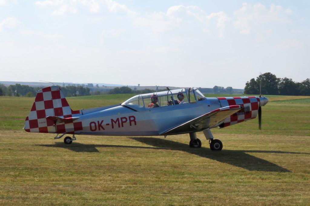 Zlín Z-226MS - OK-MPR