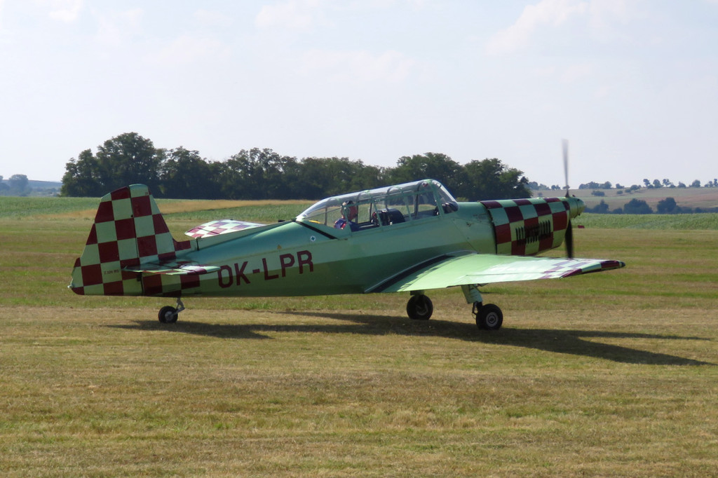 Zlín Z-226MS - OK-LPR