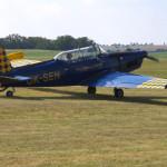 Zlín Z-326MF - OK-SEN
