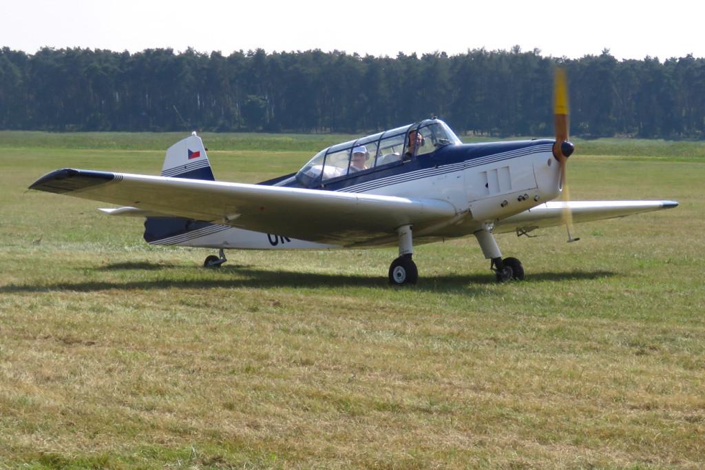 Zlín Z-126 Trenér - OK-HLK