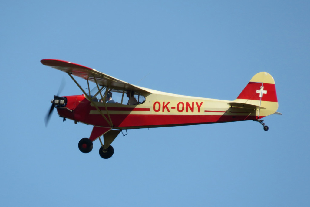 Piper J3C-65 Cub - OK-ONY