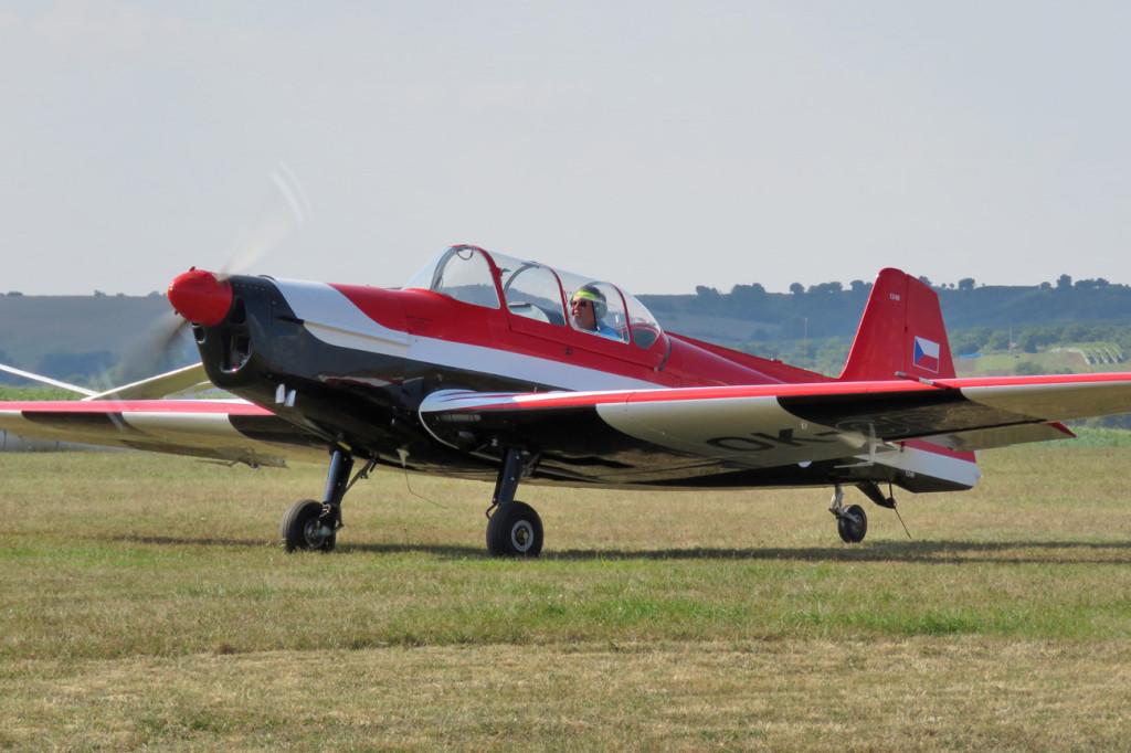 Zlín Z-526F - OK-CRS