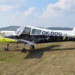 Zlín Z-43 - OK-DOG