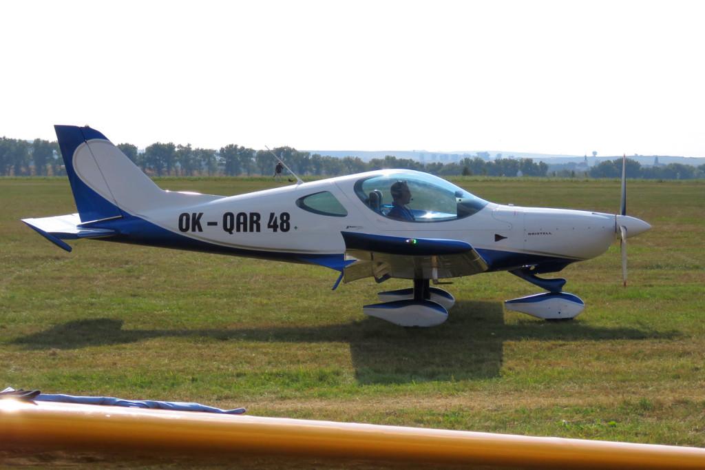 BRM Aero Bristell NG5 LSA - OK-QAR 48