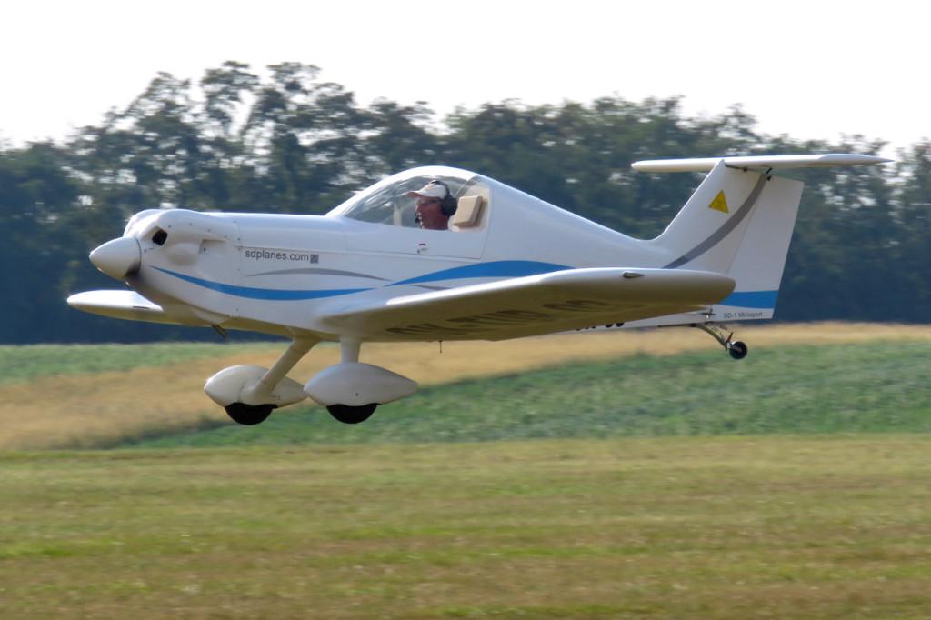SDplanes SD-1 Minisport - OK-TUR 03