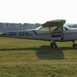 Cessna FR172J - OM-SEN