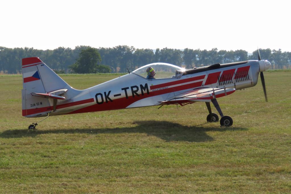 Zlín Z-50M - OK-TRM