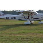 Reims F172N Skyhawk 100 II - OK-WIN