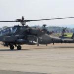 Boeing AH-64E Apache Guardian - 14-03031