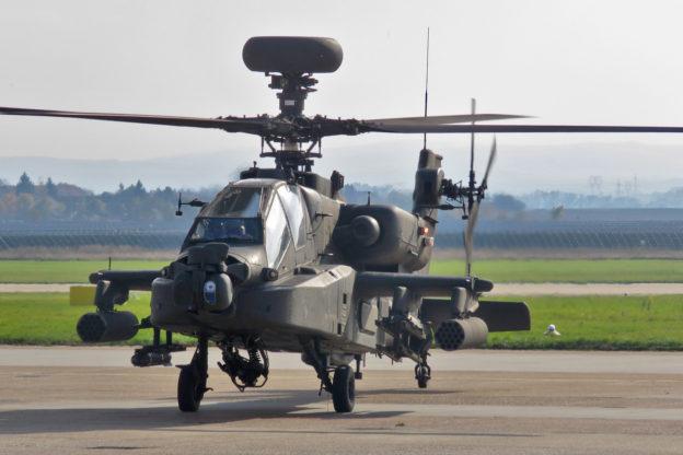 Boeing AH-64E Apache Guardian - 14-03032