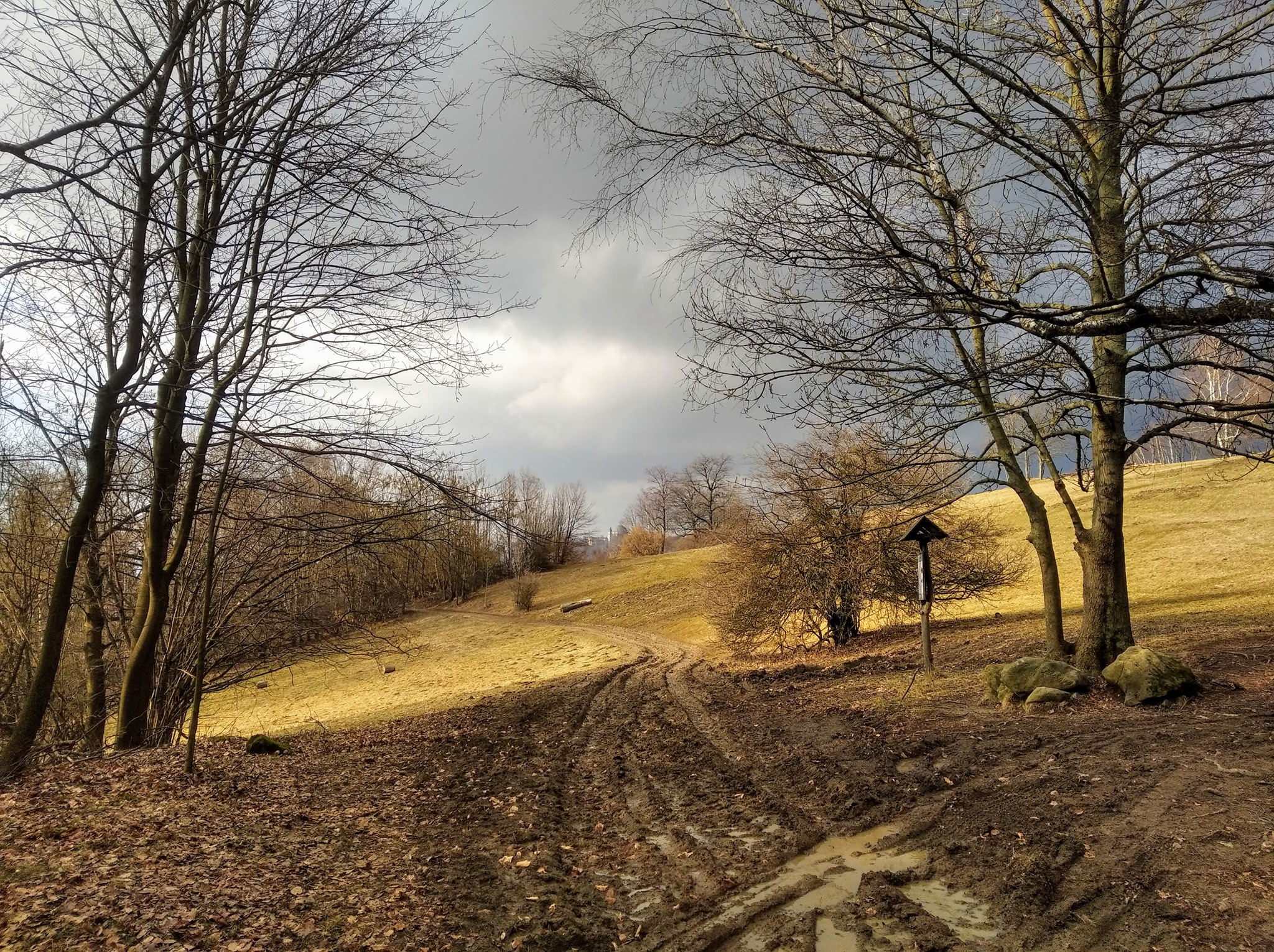 Cesta od Hostýna